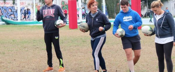 Eunike rugby