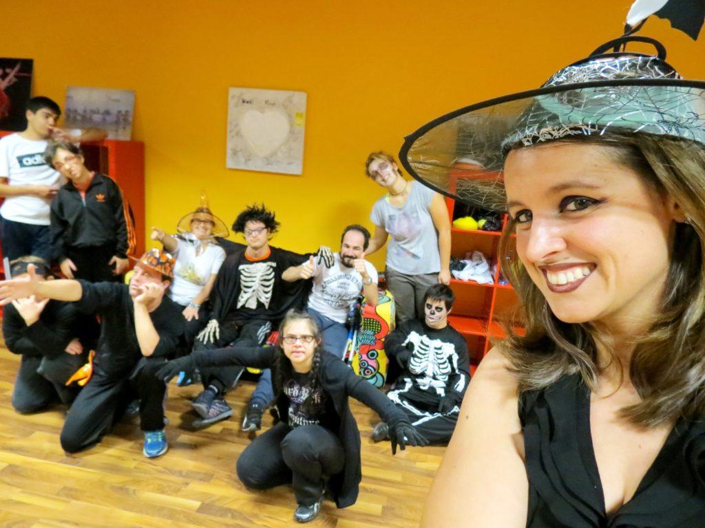 Halloween Eunike
