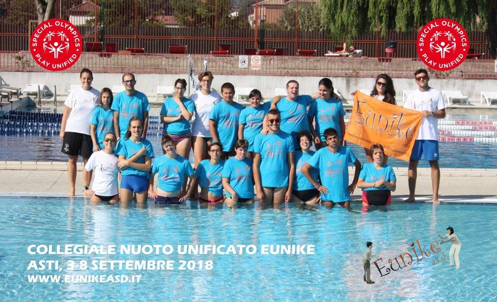 collegiale nuoto eunike 2018