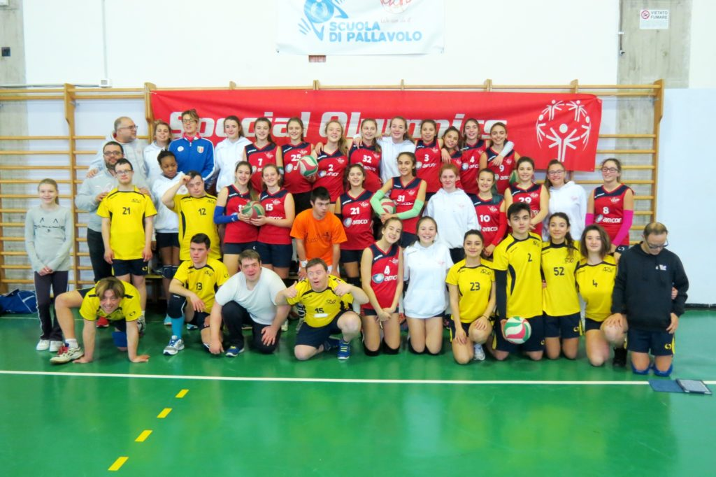 volley week eunike 2018