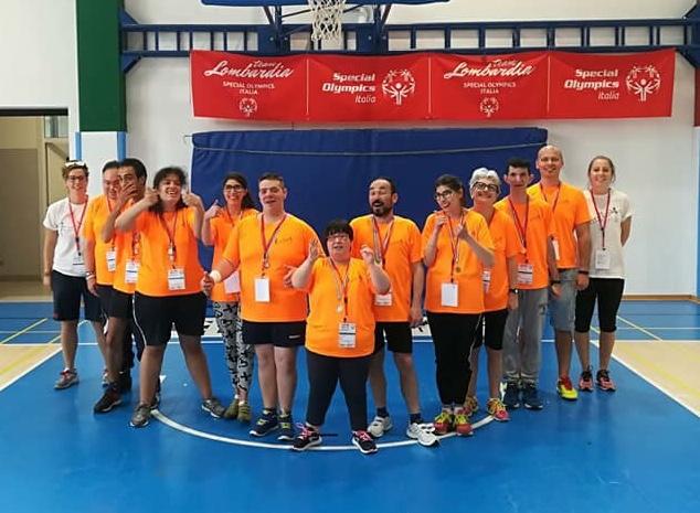 eunike badminton giochi regionali