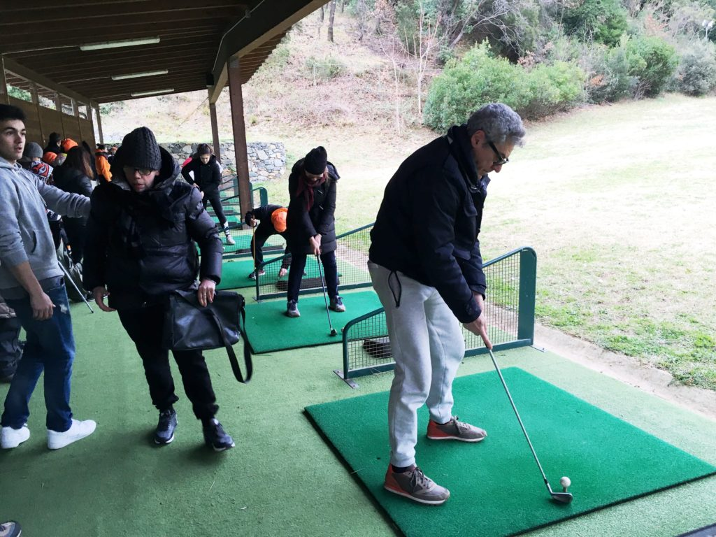 golf arenzano eunike
