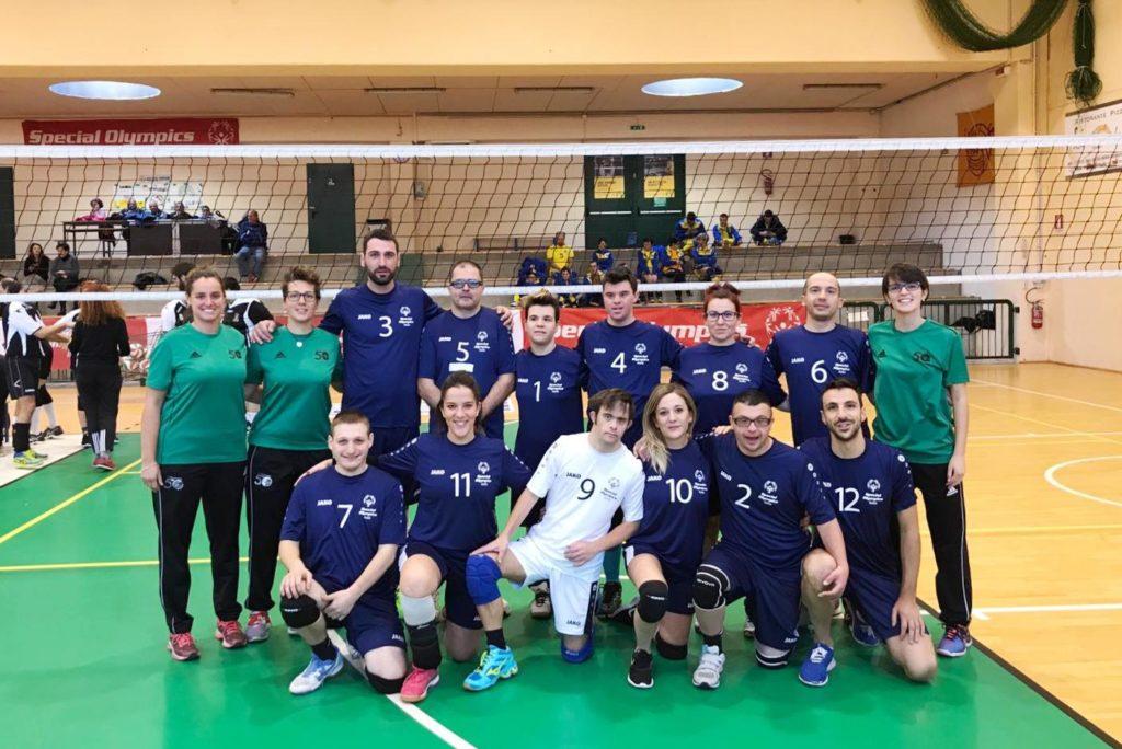 nazionale italiana pallavolo unificata