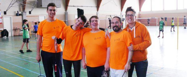 squadra badminton eunike