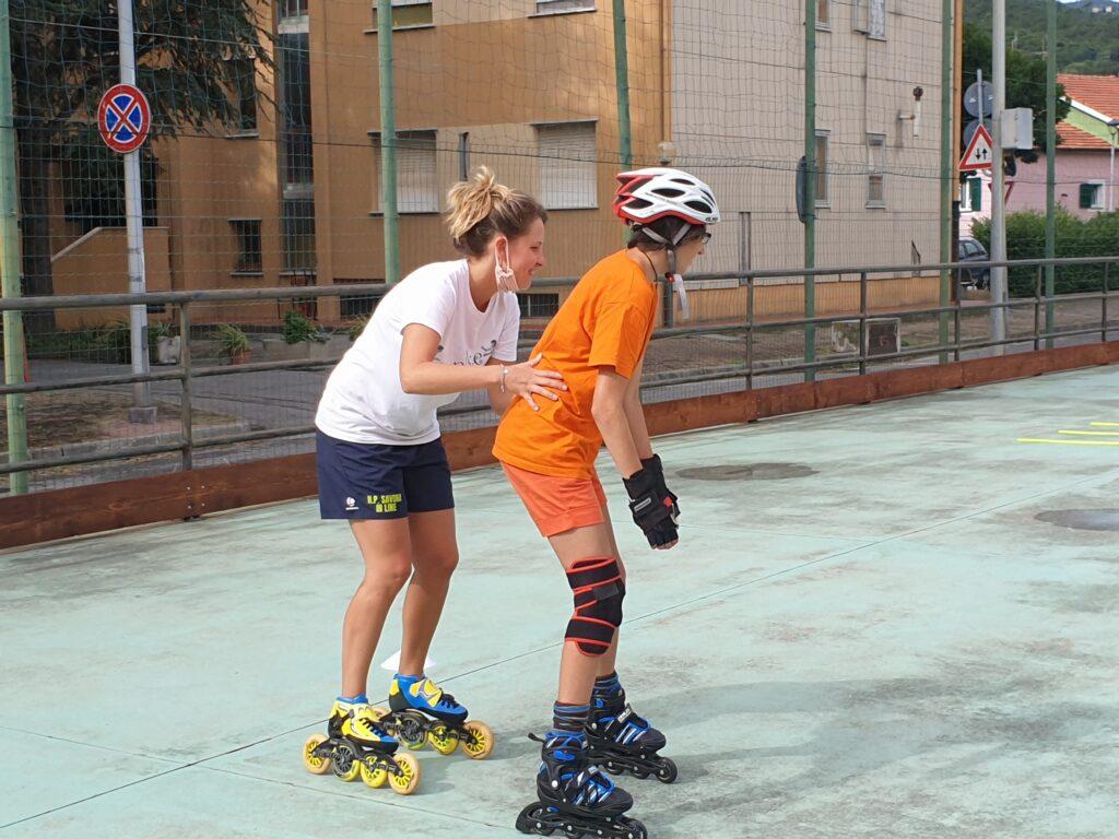 Sara e Carlotta allenamento (11)